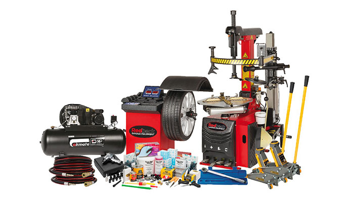 Tyre Bay Direct tyre changing equipment packages
