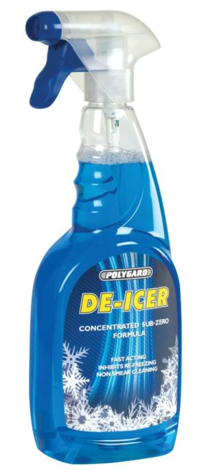 Polygard De-icer from Tyre Bay Direct