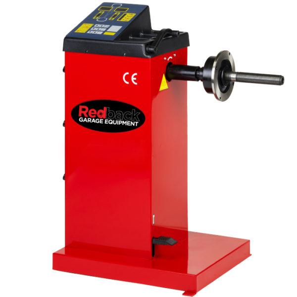 TBDRB109 Redback 109 24″ Manual Data Input Hand Spin Wheel Balancer