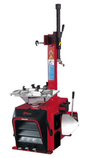 RB200 SEMI AUTOMATIC TYRE CHANGER