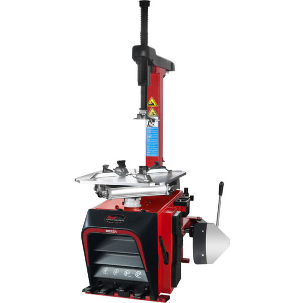 "Fully Automatic 24"" Tyre Changing Machine"