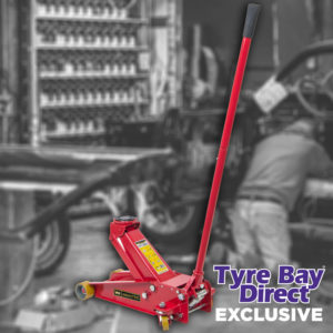 Tyre Bay Direct Exclusive Jack