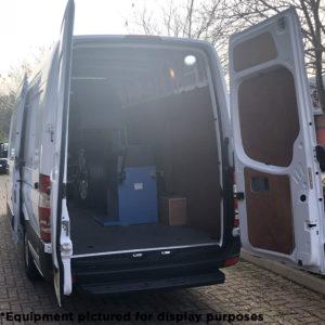 Atlas Mobile Van Install Rear