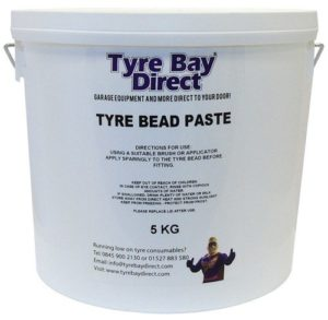 Tyre Mounting Paste, Wax and Lube